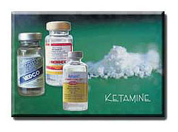 effects of long term ketamine administration on For a long time, researchers thought mdd was connected to  and had  astonishing results: a single injection of ketamine administered before.