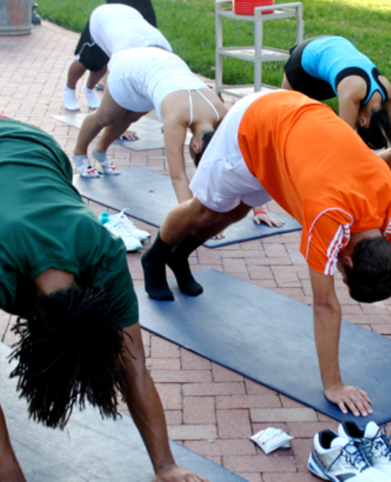 Fitness on Forty Acres